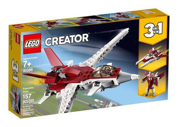 LEGO® Creator Futuristic Flyer - 31086 Product image