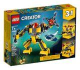 LEGO® Creator Underwater Robot - 31090 | Legonull