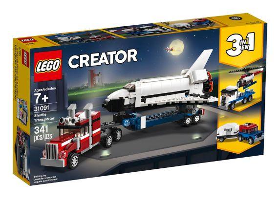 LEGO® Creator Shuttle Transporter - 31091 Product image