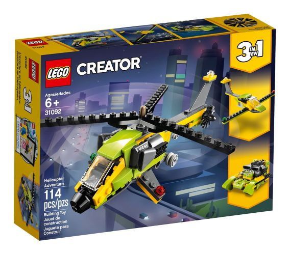 LEGO® Creator Helicopter Adventure - 31092