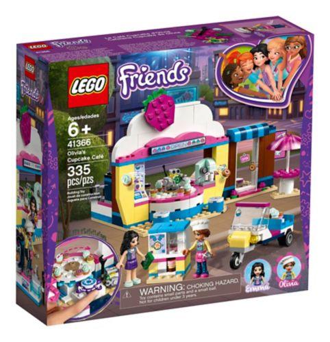 LEGO® Friends Olivia's Cupcake Café - 41366 Product image