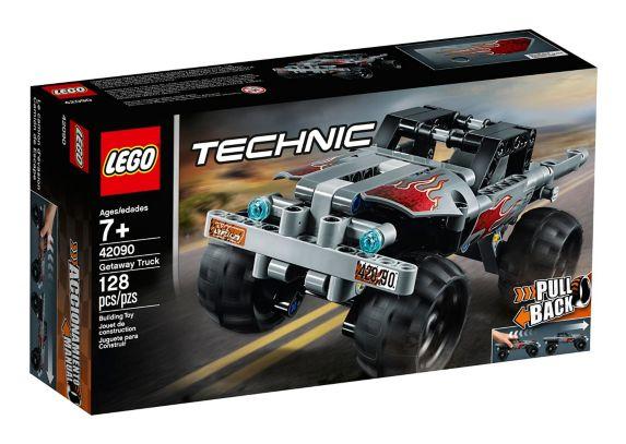 Le camion d'évasion LEGO Technic - 42090 Image de l'article
