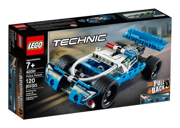 LEGO® Technic™ Police Pursuit - 42091 Product image
