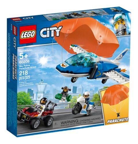 LEGO® City Sky Police Parachute Arrest - 60208 Product image