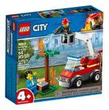 L'extinction du barbecue LEGO City - 60212 | Legonull