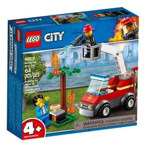 L'extinction du barbecue LEGO City - 60212