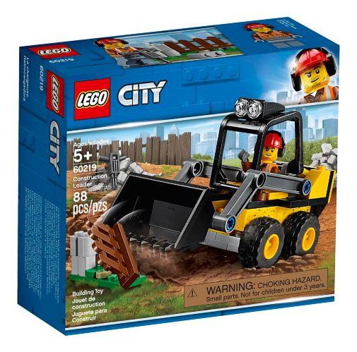 LEGO® City Construction Loader - 60219 Product image