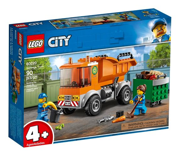 LEGO® City Garbage Truck - 60220 Product image