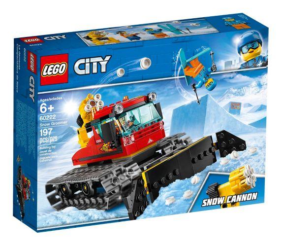 LEGO® City Snow Groomer - 60222 Product image