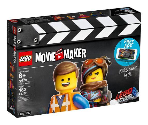 LEGO® The LEGO® Movie 2 Movie Maker - 70820