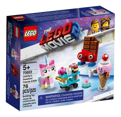 LEGO® The LEGO® Movie 2 Unikitty's Sweetest Friends EVER! - 70822 Product image