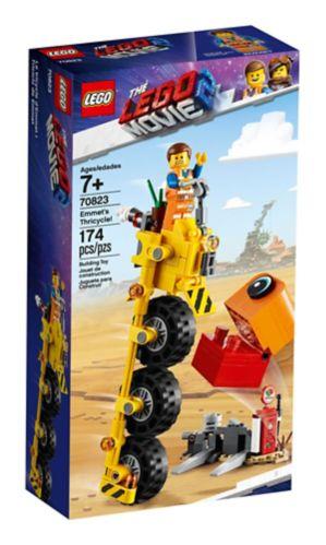 Le Tricycle d'Emmet LEGO Le film LEGO 2 - 70823