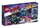 LEGO® The LEGO® Movie 2 Rex's Rex-treme Offroader! - 70826 | Legonull