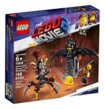 LEGO® The LEGO® Movie 2 Battle-Ready Batman™ and MetalBeard - 70836 | Legonull