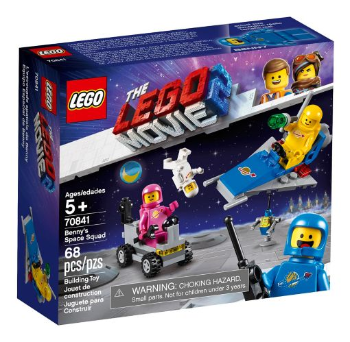 LEGO® The LEGO® Movie 2 Benny's Space Squad - 70841