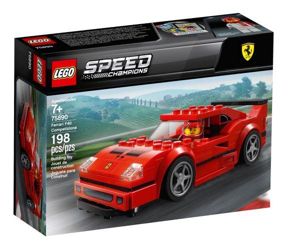 LEGO® Speed Champions Ferrari F40 Competizione - 75890 Product image
