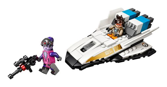 Tracer contre Fatale LEGO Overwatch - 75970