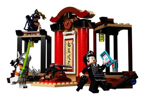 LEGO® Overwatch Hanzo vs. Genji - 75971 Product image