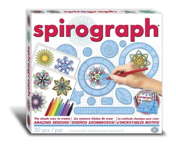 Ensemble de création Spirograph, 50 pièces Image de l'article