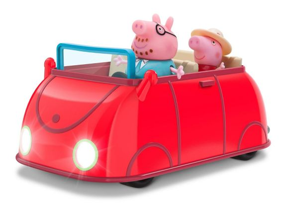 Peppa Pig Lights & Sounds Family Fun Car Product image