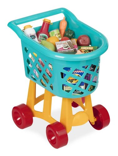 Battat Grocery Cart Playset