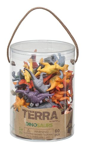 Terra by Battat Animal Tubes, Assorted Product image