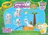 Jeu d'animaux de safari Crayola Scribble Scrubbie | Crayolanull