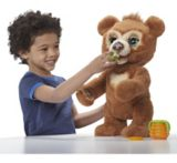 furReal Cubby, the Curious Bear Interactive Plush Toy | Hasbronull
