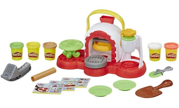 Play-Doh Stamp N' Top Pizza Oven Toy