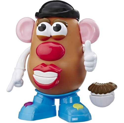 Mr. Potato Head Lips Are Movin' Electronic Interactive Talking Toy, English Product image