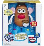 Mr. Potato Head Lips Are Movin' Electronic Interactive Talking Toy, English | Hasbronull