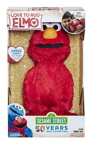 Elmo Sesame Street à câliner Image de l'article