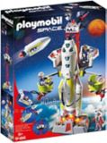PLAYMOBIL Space Mission Rocket with Launch Site | PLAYMOBILnull