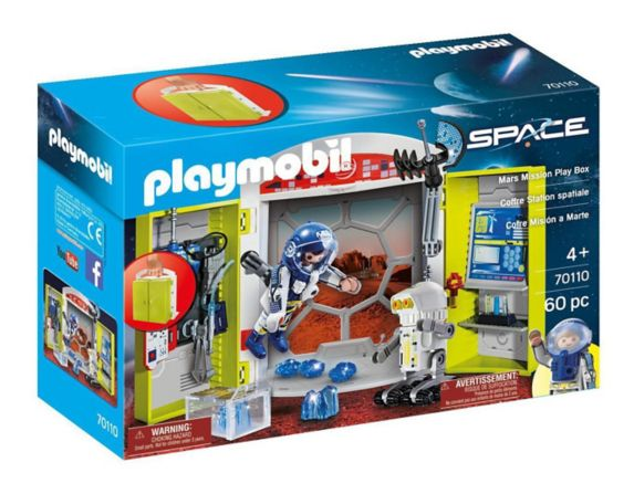 PLAYMOBIL Space Mars Mission Play Box Product image