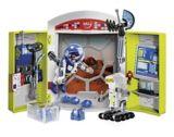 PLAYMOBIL Space Mars Mission Play Box   PLAYMOBILnull