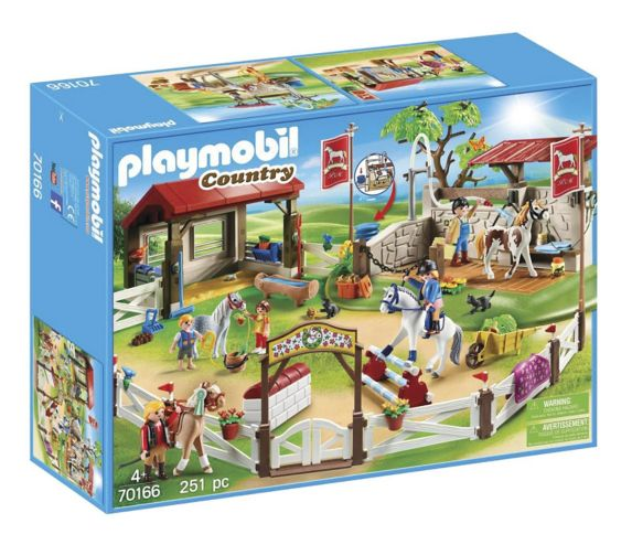 PLAYMOBIL Country Pony Stable Play Box Product image