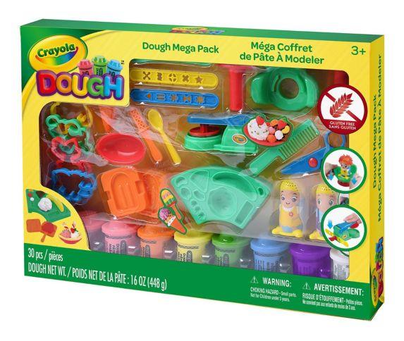 Crayola Dough Mega Set, 30-pc Product image