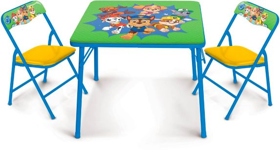 PAW Patrol Activity Table Set Product image