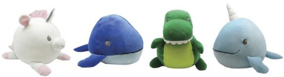 Cuddle Pals Plush, Assorted, 11-in Product image