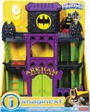 Coffret de jeu Arkham Asylum Imaginext DC Super Friends | Imaginextnull