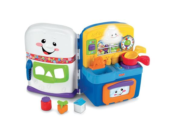 Fisher-Price® Laugh N' Learn Learning Kitchen, English