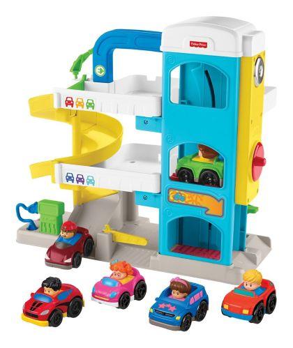 Garage du voisin serviable Fisher-Price Little People