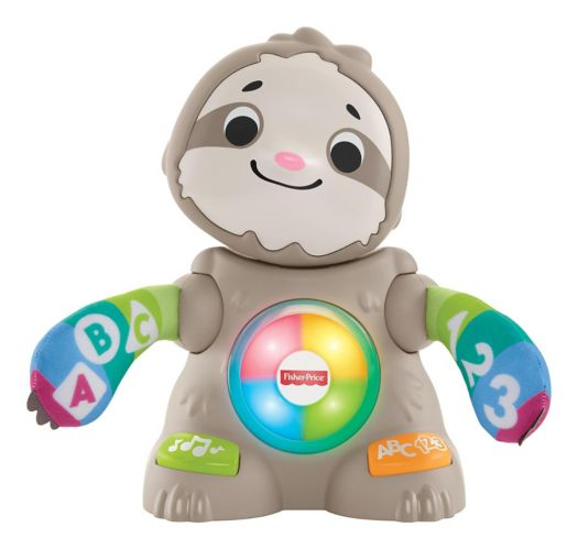 Fisher-Price® Linkimals™ Smooth Moves Sloth™, English