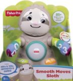 Fisher-Price® Linkimals™ Smooth Moves Sloth™, English | Fisher-Pricenull