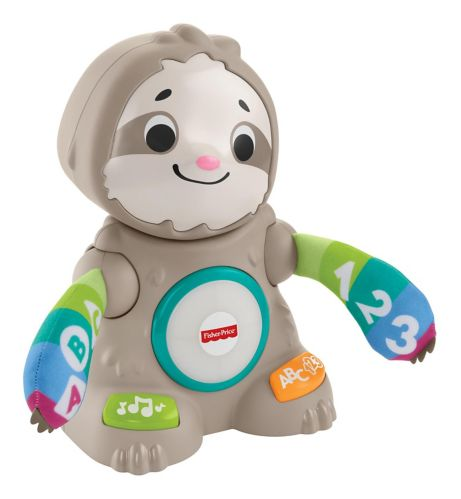 Fisher-Price® Linkimals™ Smooth Moves Sloth™, French Product image