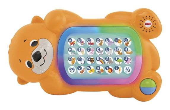 Fisher-Price® Linkimals™ A to Z Otter, English Product image
