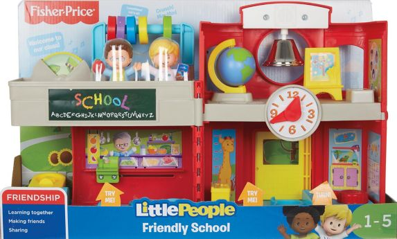 Fisher-Price® Little People Friendly School Playset Product image