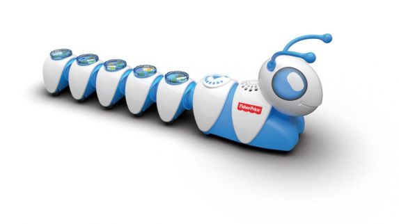 Fisher-Price® Think & Learn Code-a-pillar Twist™ Product image