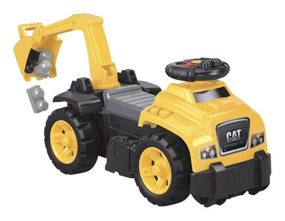 Excavatrice CAT 3 en 1 Mega Bloks Image de l'article