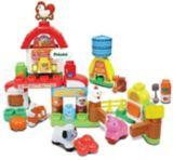 LeapFrog® LeapBuilders® Food Fun Family Farm™, French   Leap Frognull